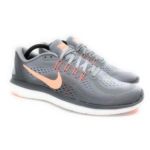 Nike Womens Flex 2017 RN 898476 003 Wolf Grey